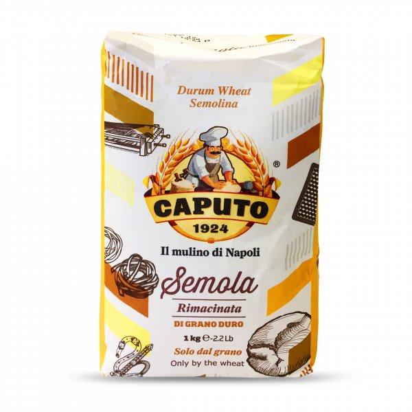 Caputo Semolina Rimacinata Flour 1.0kg packet