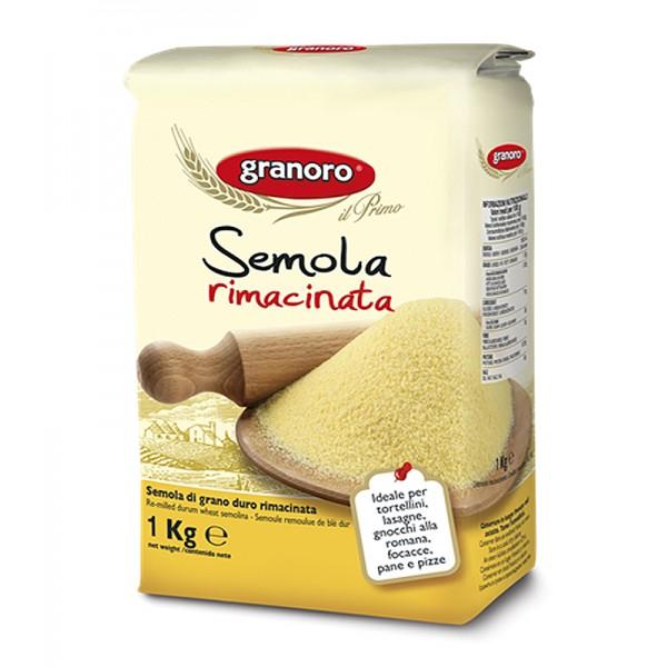 Semolina Rimacinata Flour 1.0kg packet