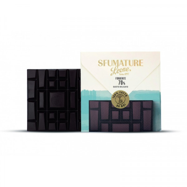 Leone Sfumature Chocolate bar 75g