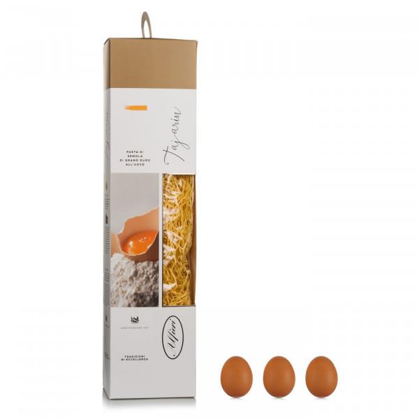 Alfieri Egg Tajarin Pasta 250g