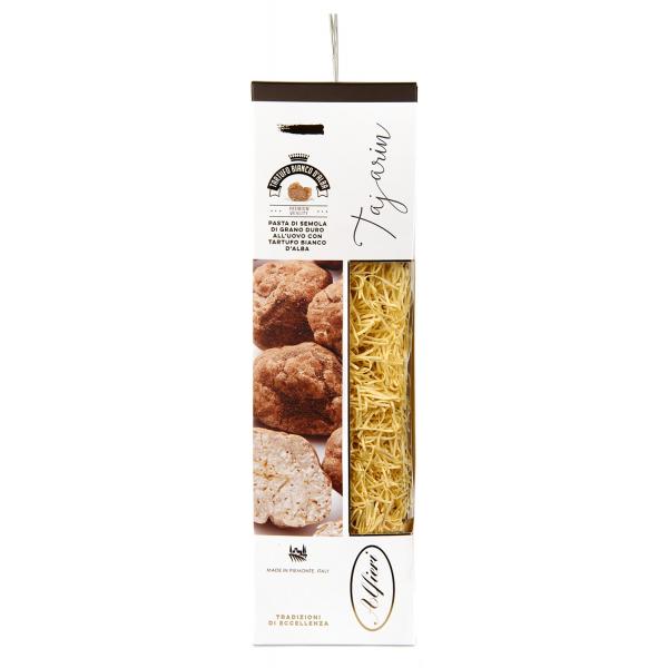 Alfieri Tajarin Egg Pasta with White Truffle 250g Display Box