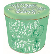 Pandoro Cakes In Gift Tins