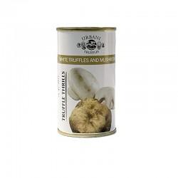 White Truffle and Mushrooms 180g