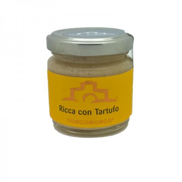 Ricca with Truffle 90g jar