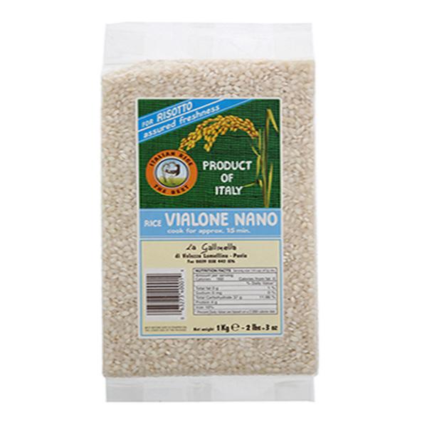 Vialone Nano Risotto Rice 1kg